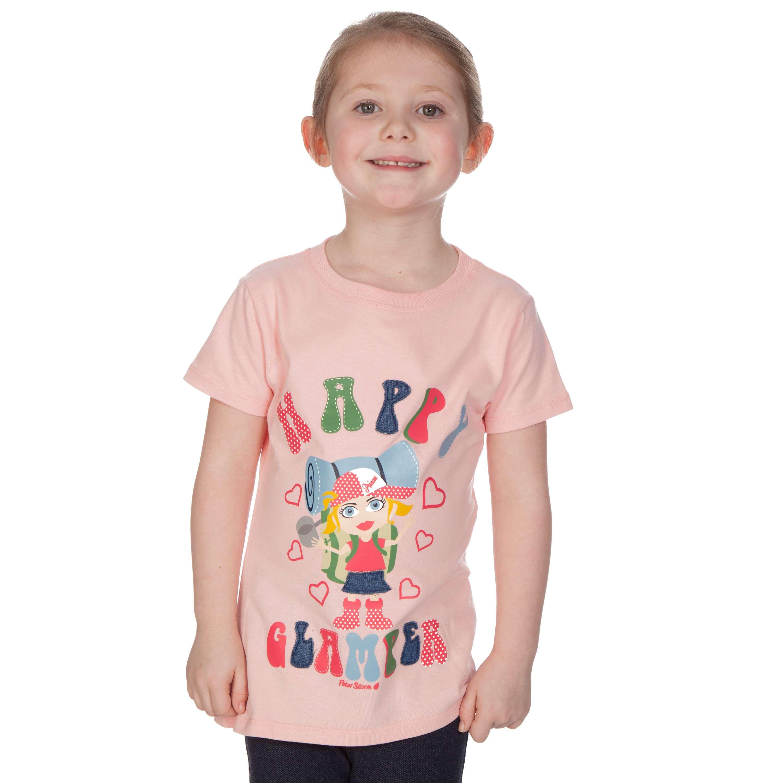 PETER STORM Girls' Glamper T-Shirt