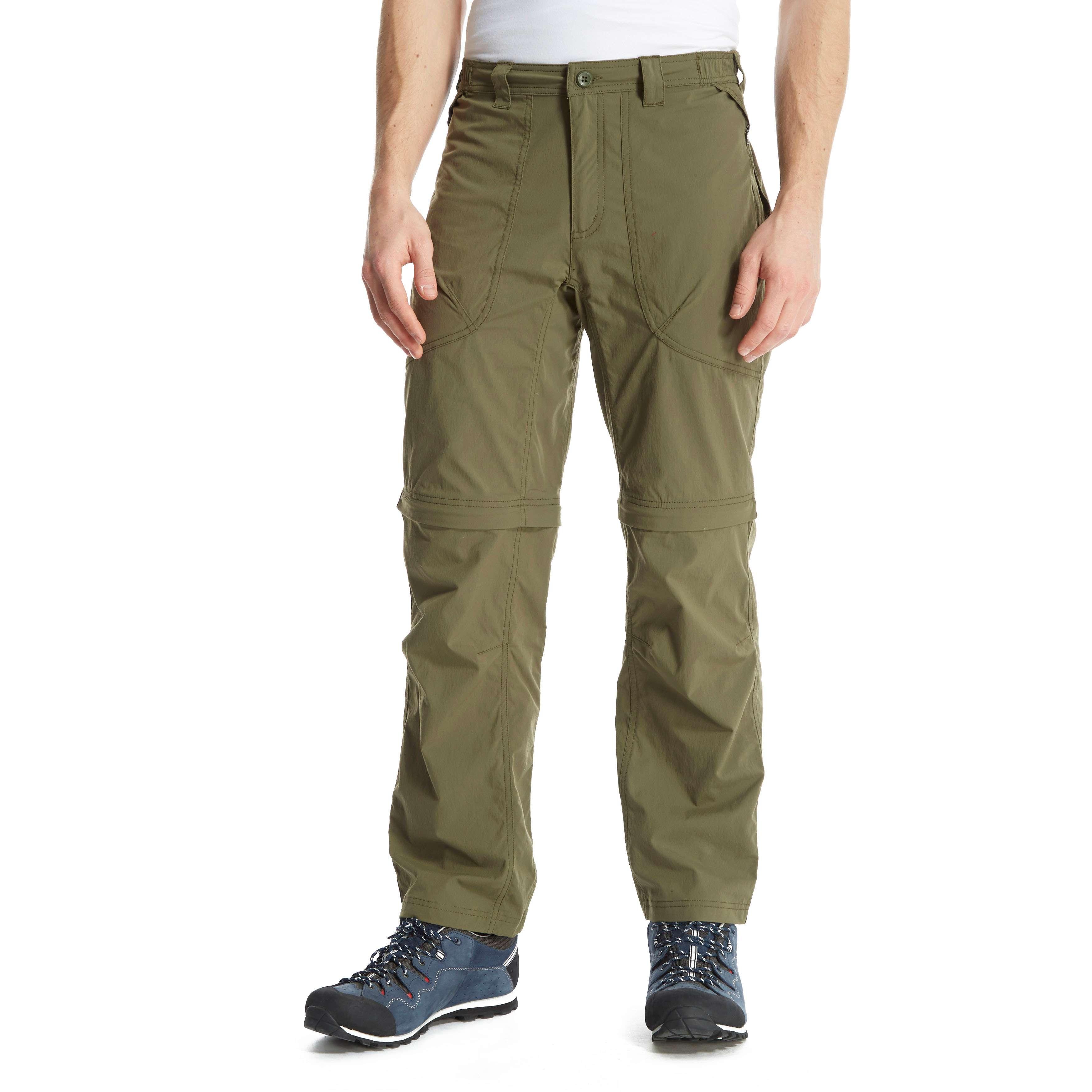 LOWE ALPINE Men's Java Convertible Pants