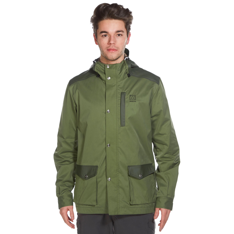 Image of 66 North Men's Arnarholl Jacket, Khaki