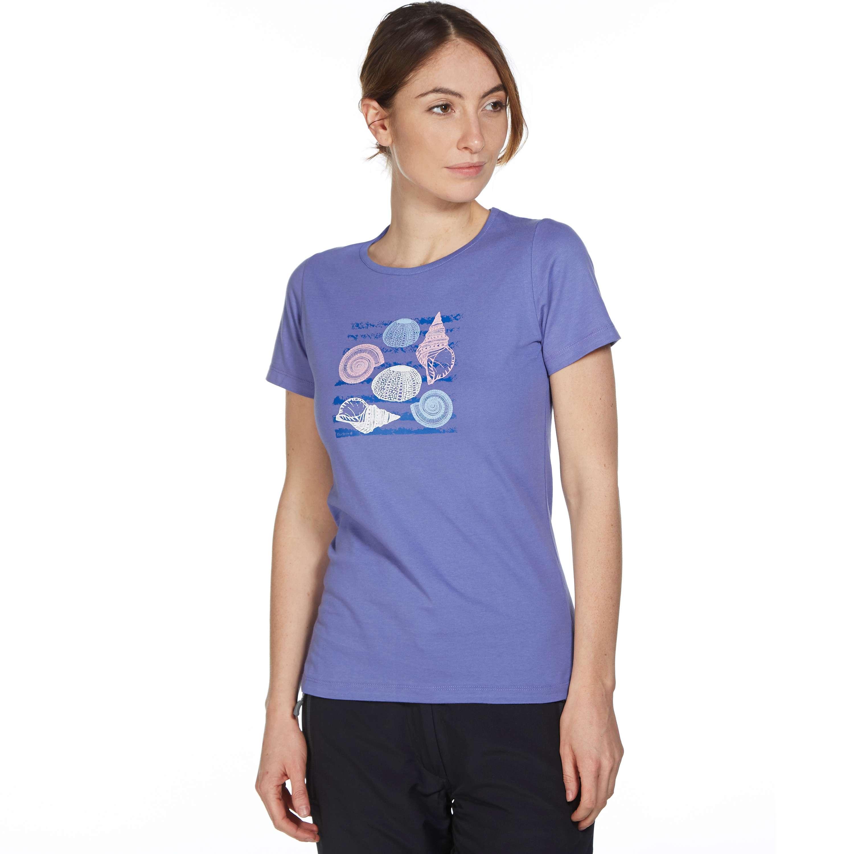 PETER STORM Women's Shell T-Shirt