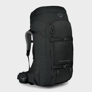 Black Osprey Farpoint Trek 75L Backpack