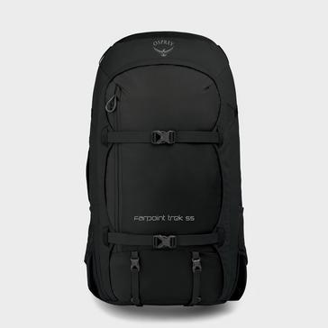 Black Osprey Farpoint Trek 55 Rucksack