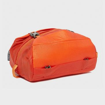 Orange Osprey Ultralight Washbag Padded