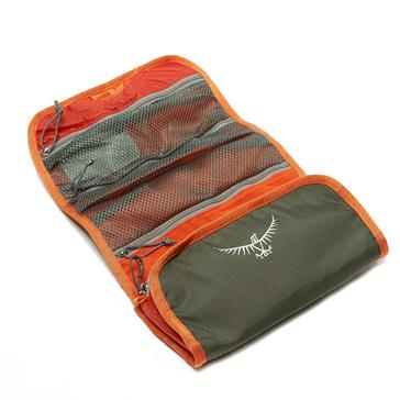 Orange Osprey Washbag Roll
