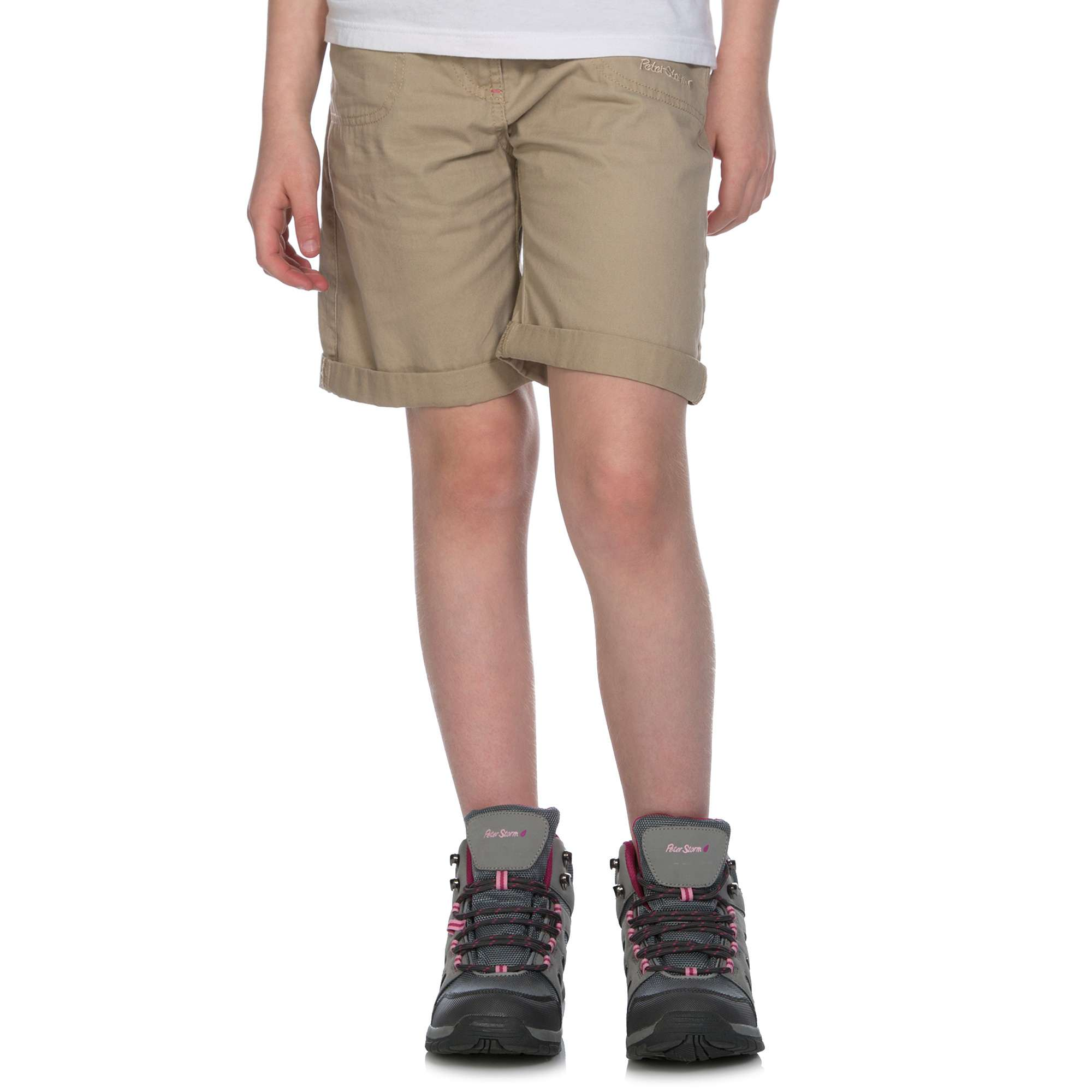 PETER STORM Girls' Chino Shorts