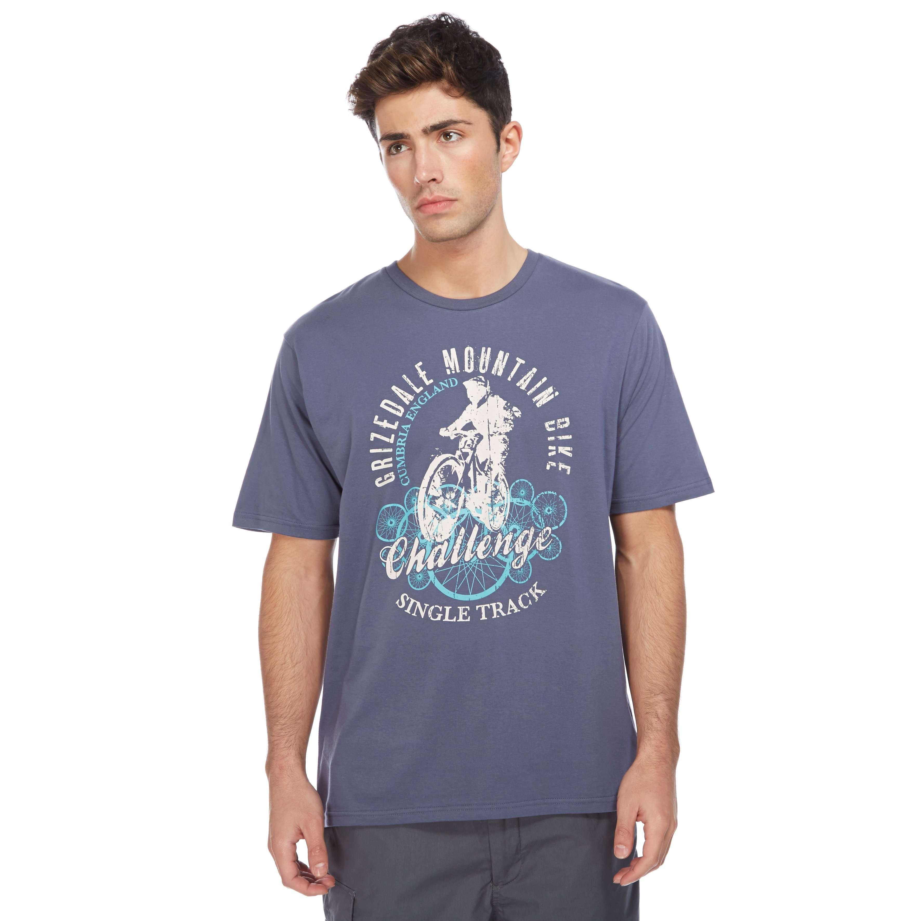 PETER STORM Men's Grize T-shirt