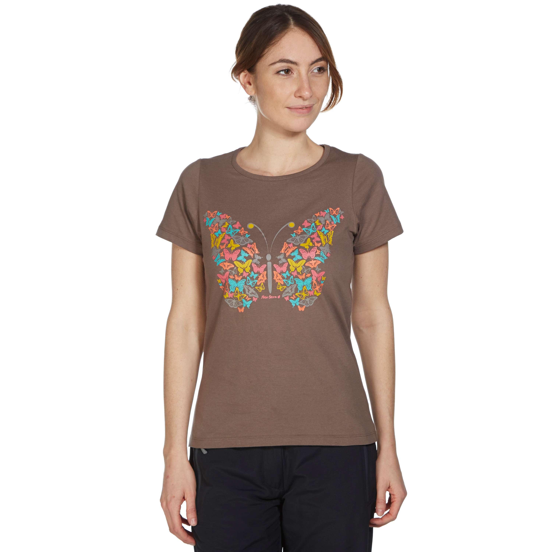PETER STORM Women's Butterfly T-Shirt