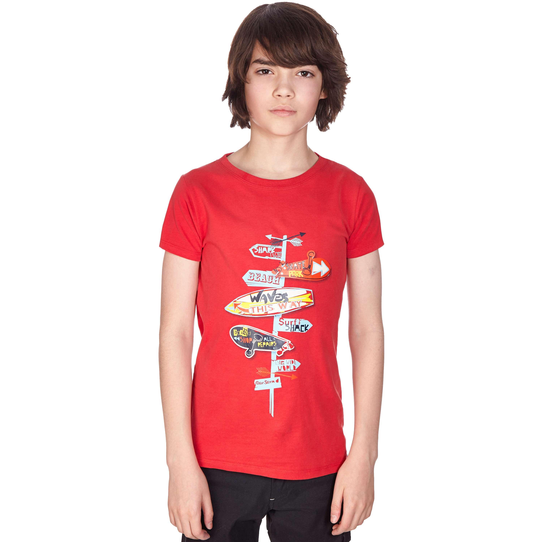 PETER STORM Boys' Signpost T-Shirt