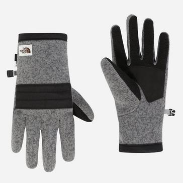 Grey|Grey The North Face Men's Gordon Etip Gloves