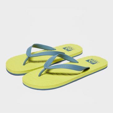 Yellow Reef Men's Chipper Flip Flop