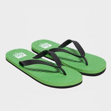 e8a2f7d2279f Green REEF Men s Chipper Flip Flop