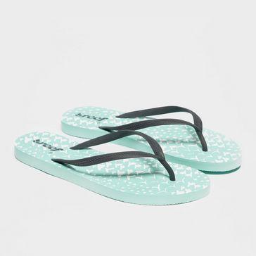 897ec634740d Blue REEF Women s Chakras Aqua Flip Flop ...