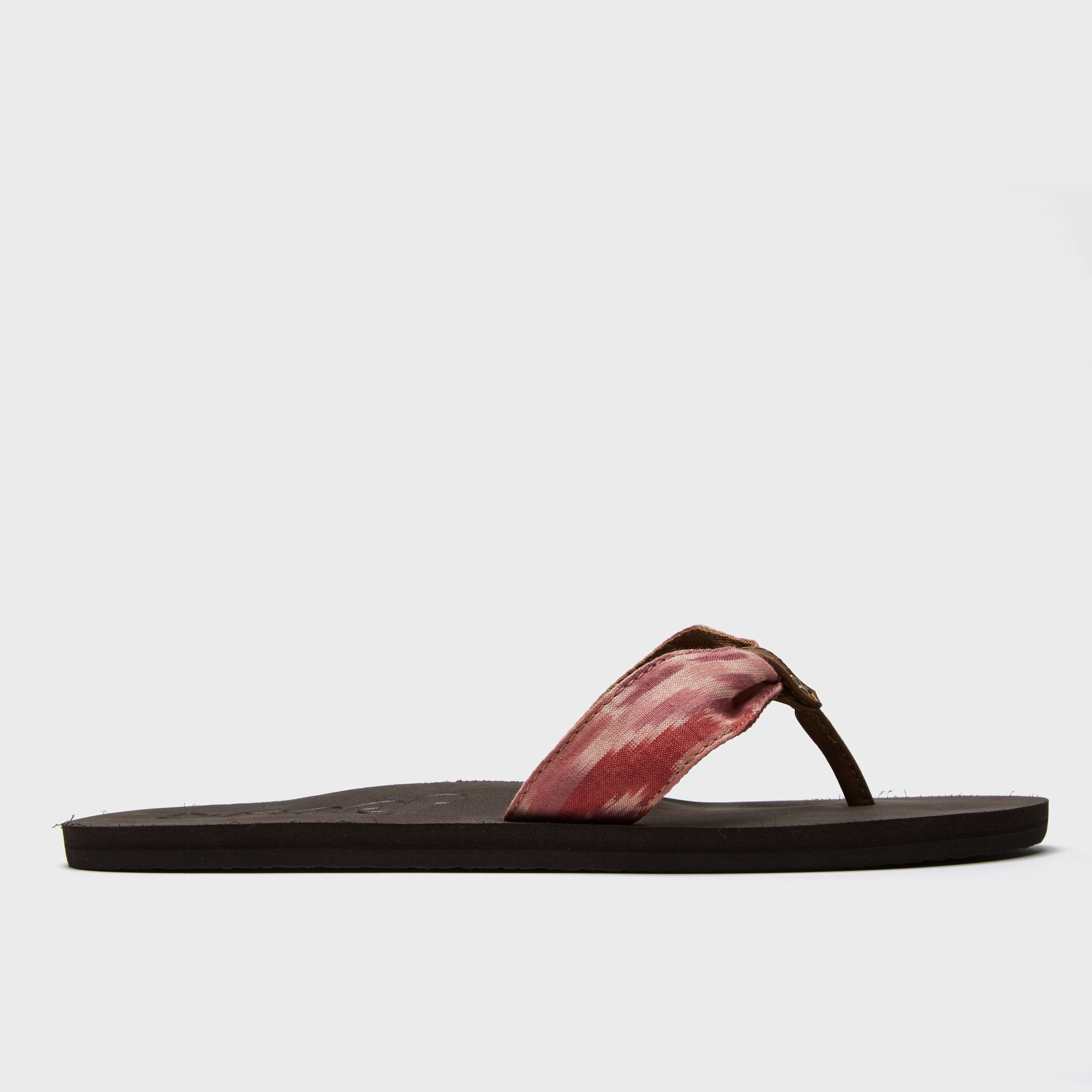 REEF Women's We Heart Scrunch Flip Flop