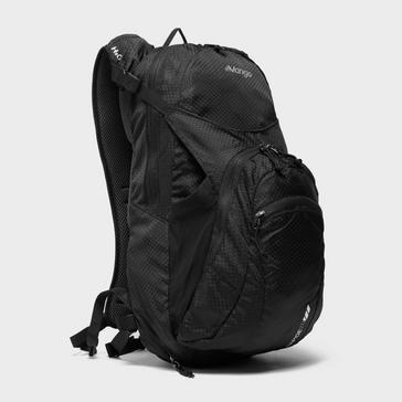 Black VANGO Rapide 20L Daysack