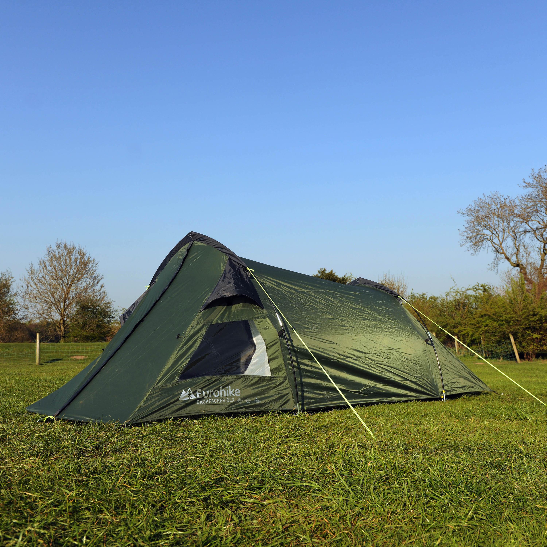 EUROHIKE Backpacker DLX 2 Man Tent & EUROHIKE Backpacker DLX 2 Man Tent | Ultimate Outdoors