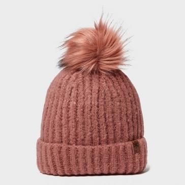Pink Alpine Women's Belle Bobble Hat