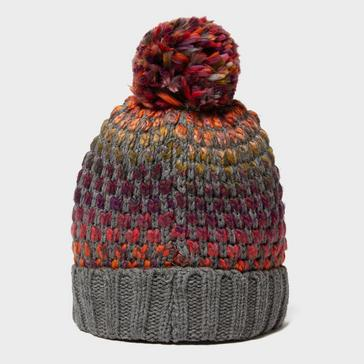 Multi Peter Storm Women's Maria Bobble Hat
