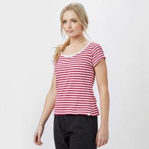 ONE EARTH Women's Maria Striped Tee