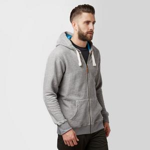 ONE EARTH Men's Jay Full Zip Hoody