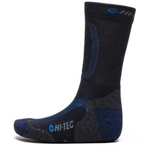 HI TEC Women's Fitted Merino Wool Socks