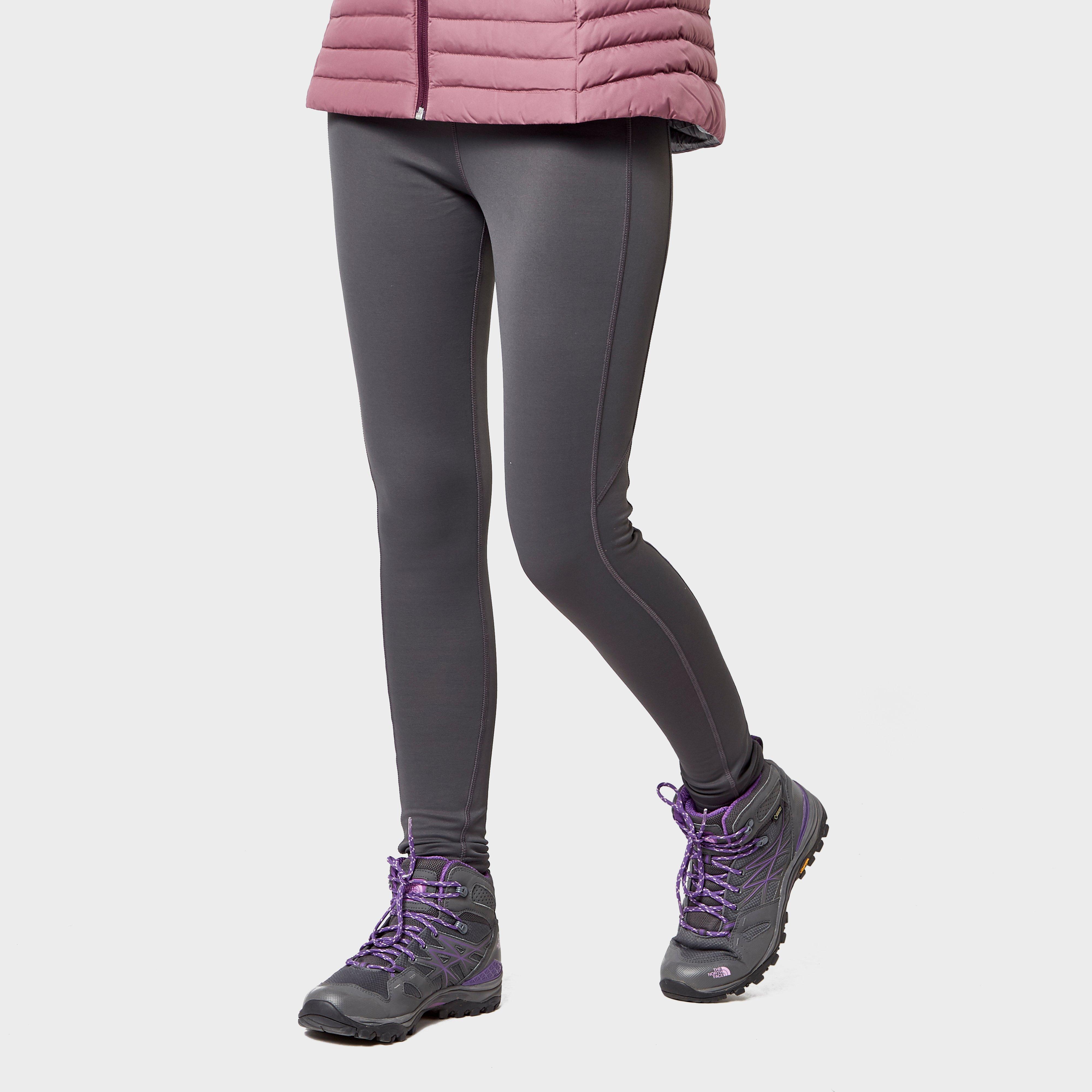 Peter Storm Women's Warmer Leggings - Grey, Grey
