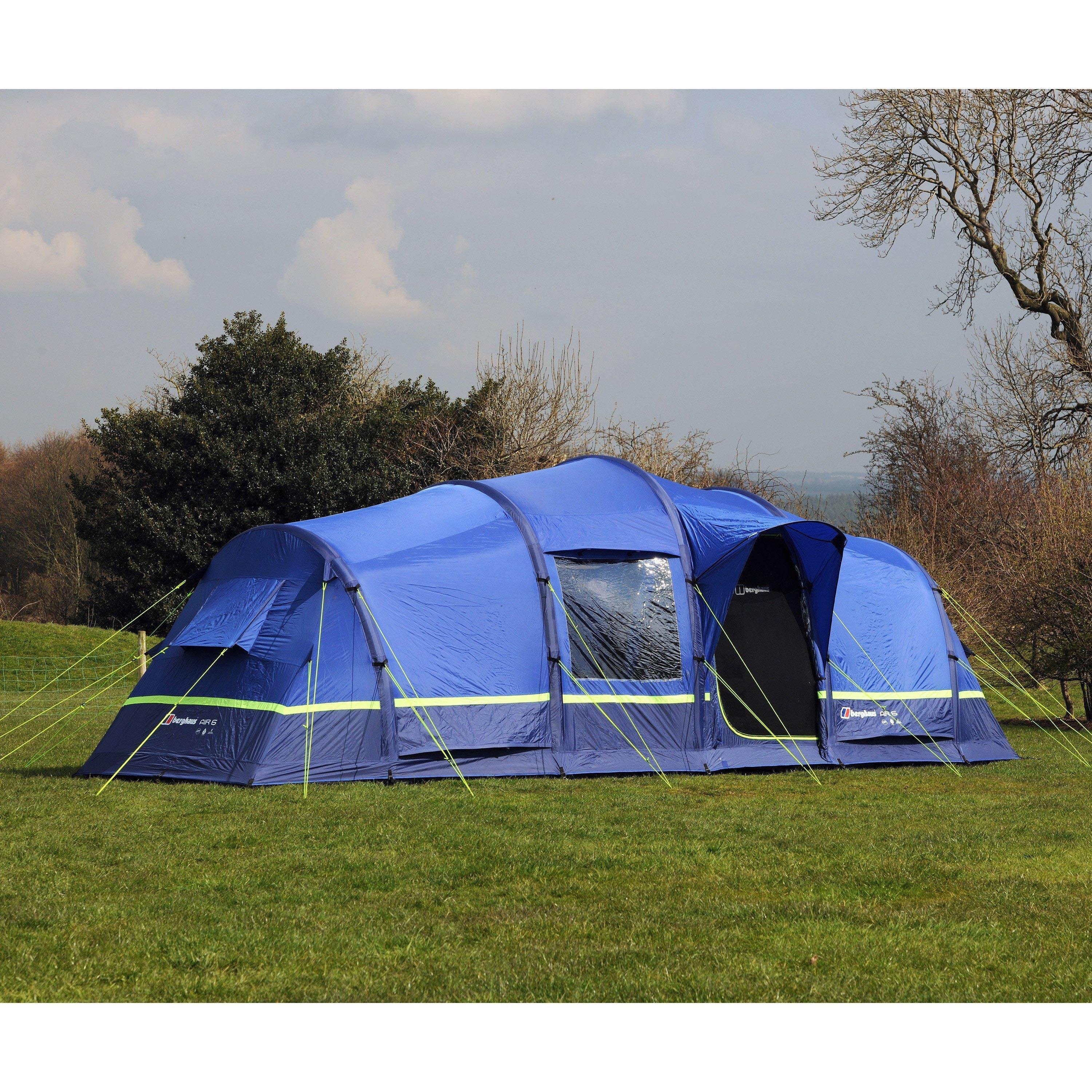 scroll downscroll up  sc 1 st  Blacks & Berghaus Air 6 Inflatable Tent