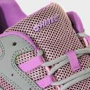 Grey HI TEC Girls' Meridian Low-Cut Waterproof Multi-Sport Shoe image 4