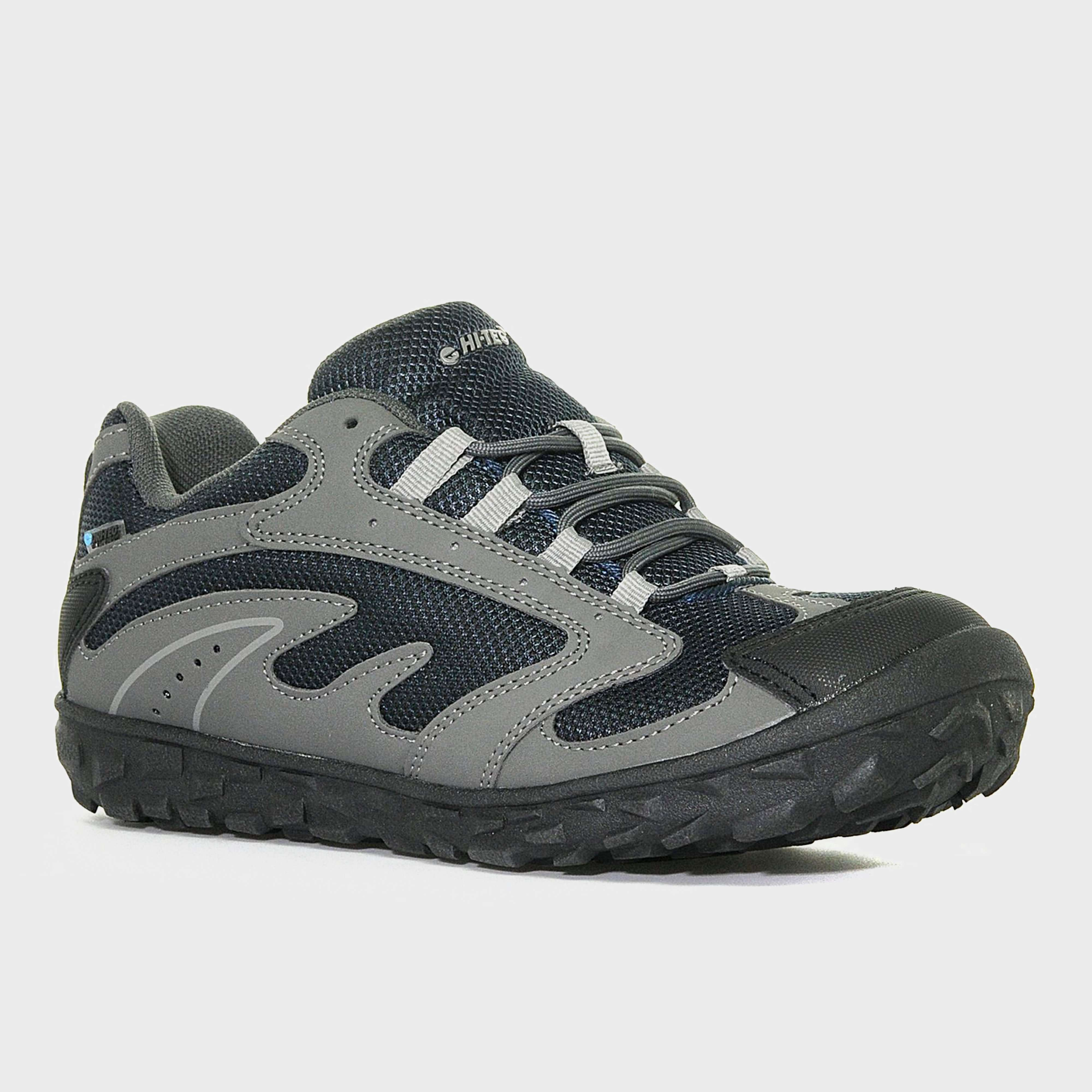 HI TEC Boys' Meridian Low-Cut Waterproof Multi-Sport Shoe