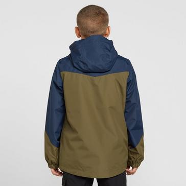 Green Berghaus Kids' Stokesley 3in1 Jacket