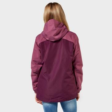 pink Berghaus Kids' Grasholm 3in1 Jacket