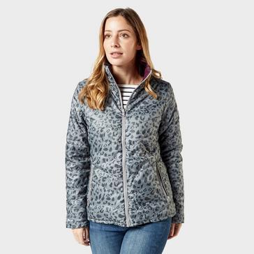 blue Regatta Women's Andreanna Reversible Baffle Jacket