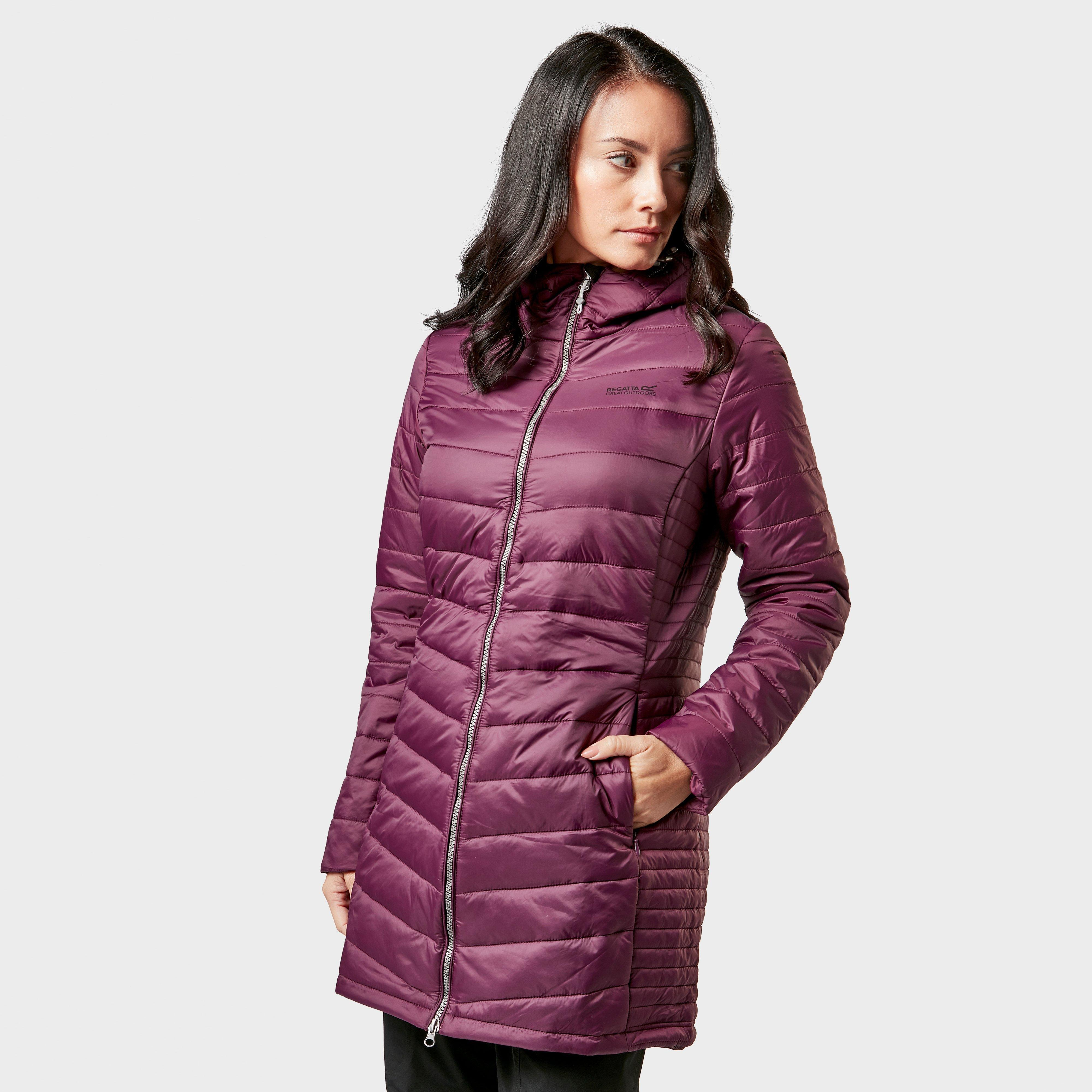 Regatta Regatta Womens Beaudine Long Baffle Jacket - N/A, N/A
