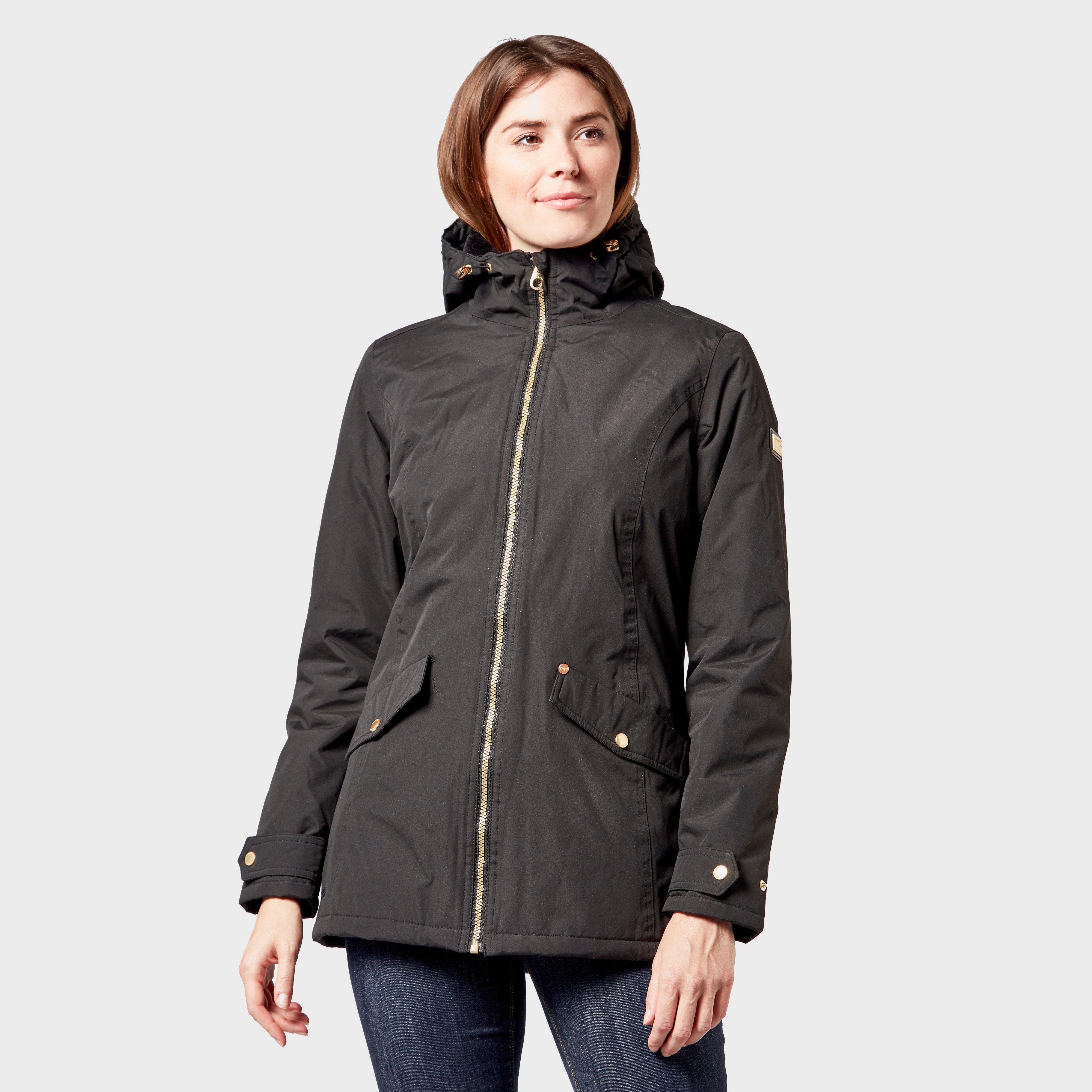 Regatta Regatta womens Bergonia Waterproof Jacket - Black, Black