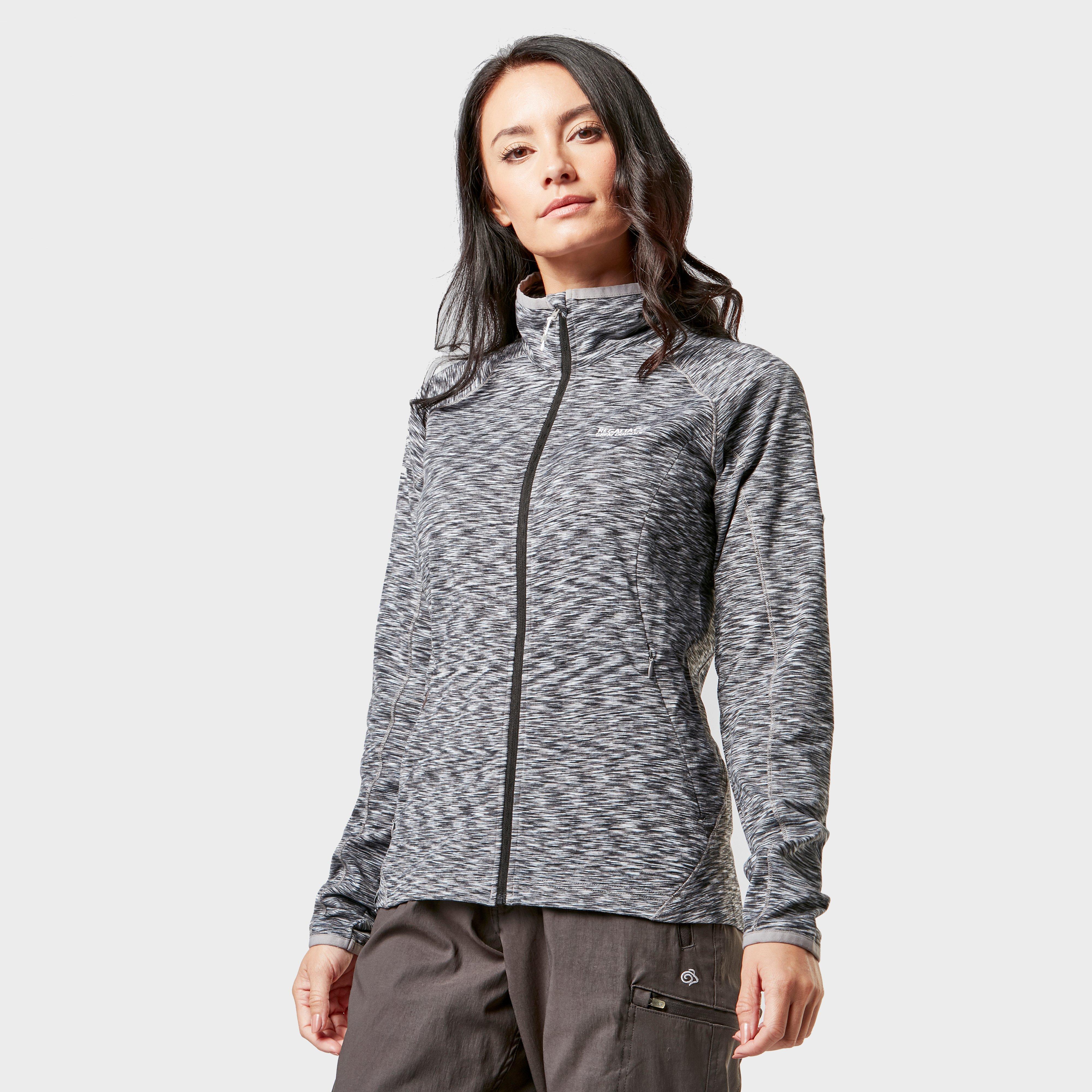 Regatta Regatta Womens Harty Full-Zip Fleece - Grey, Grey