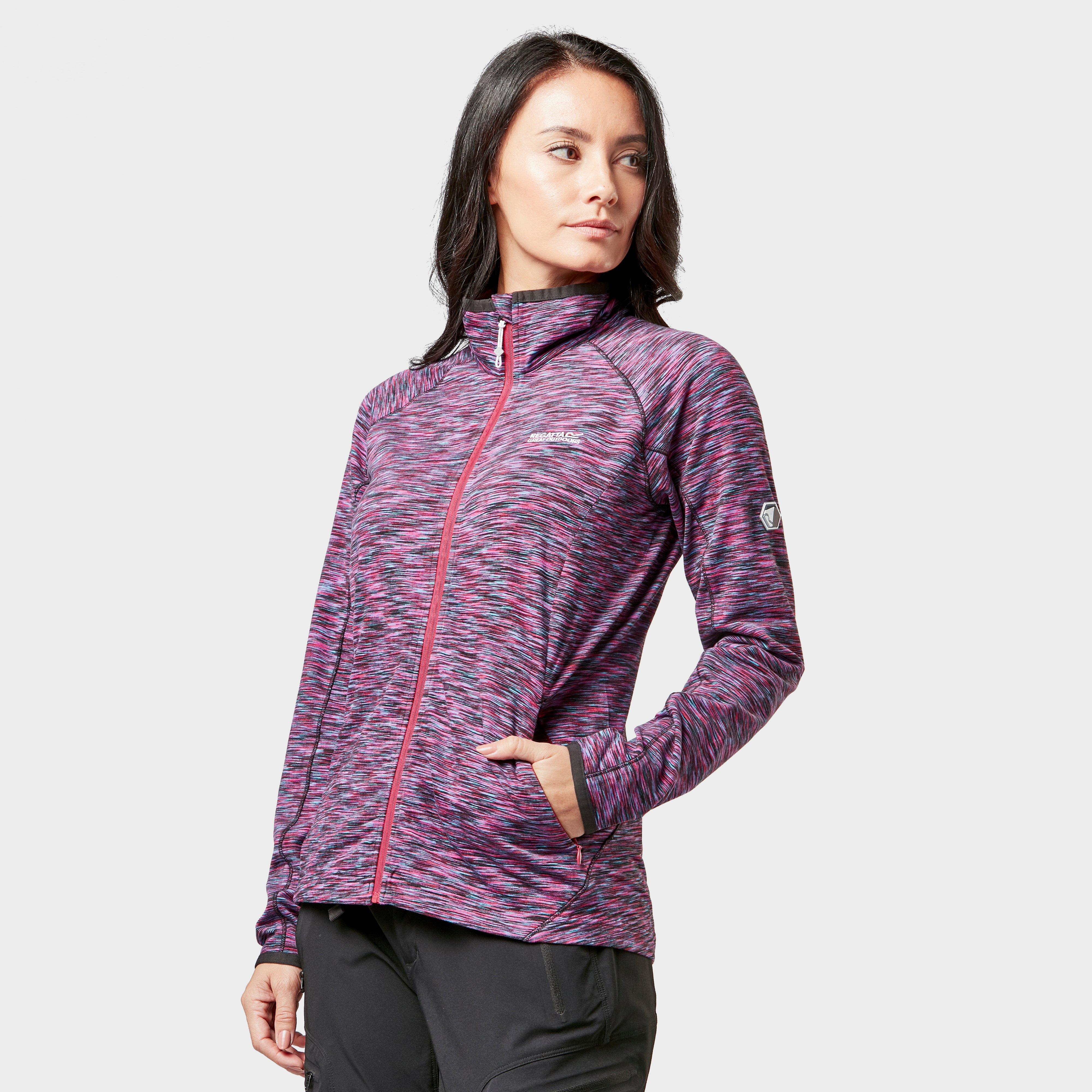 Regatta Regatta Womens Harty Full-Zip Fleece - Purple, Purple