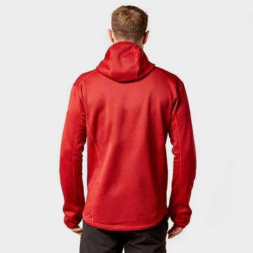 Red Berghaus Men's Pravitale MTN 2.0 Hooded Jacket
