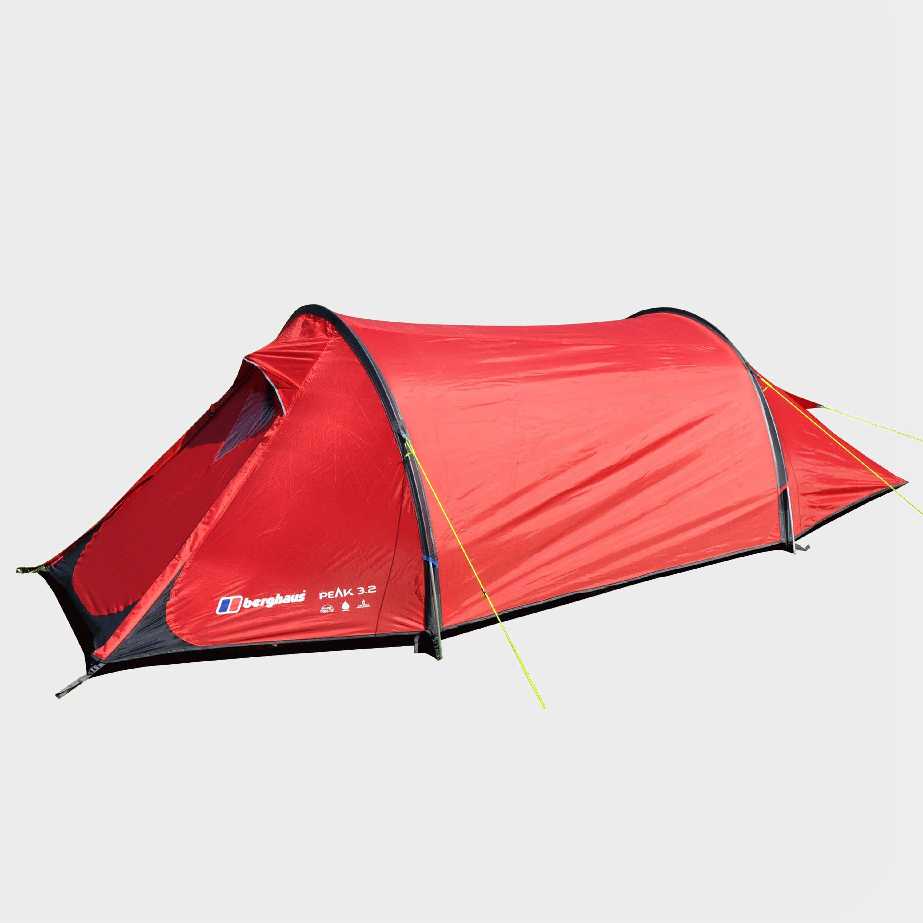 BERGHAUS Peak 3.2 2 Man Tent  sc 1 st  Blacks & 2 Person Tents | Blacks