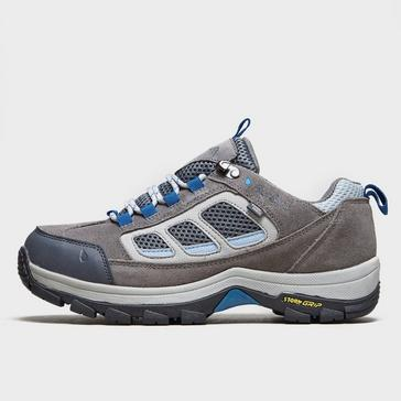 big sale 68b38 59240 Grey PETER STORM Women s Camborne Low Waterproof Walking Shoe