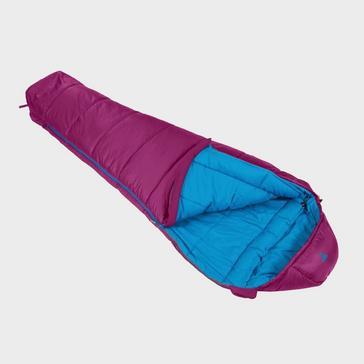 Purple VANGO Nitestar 250S Sleeping Bag