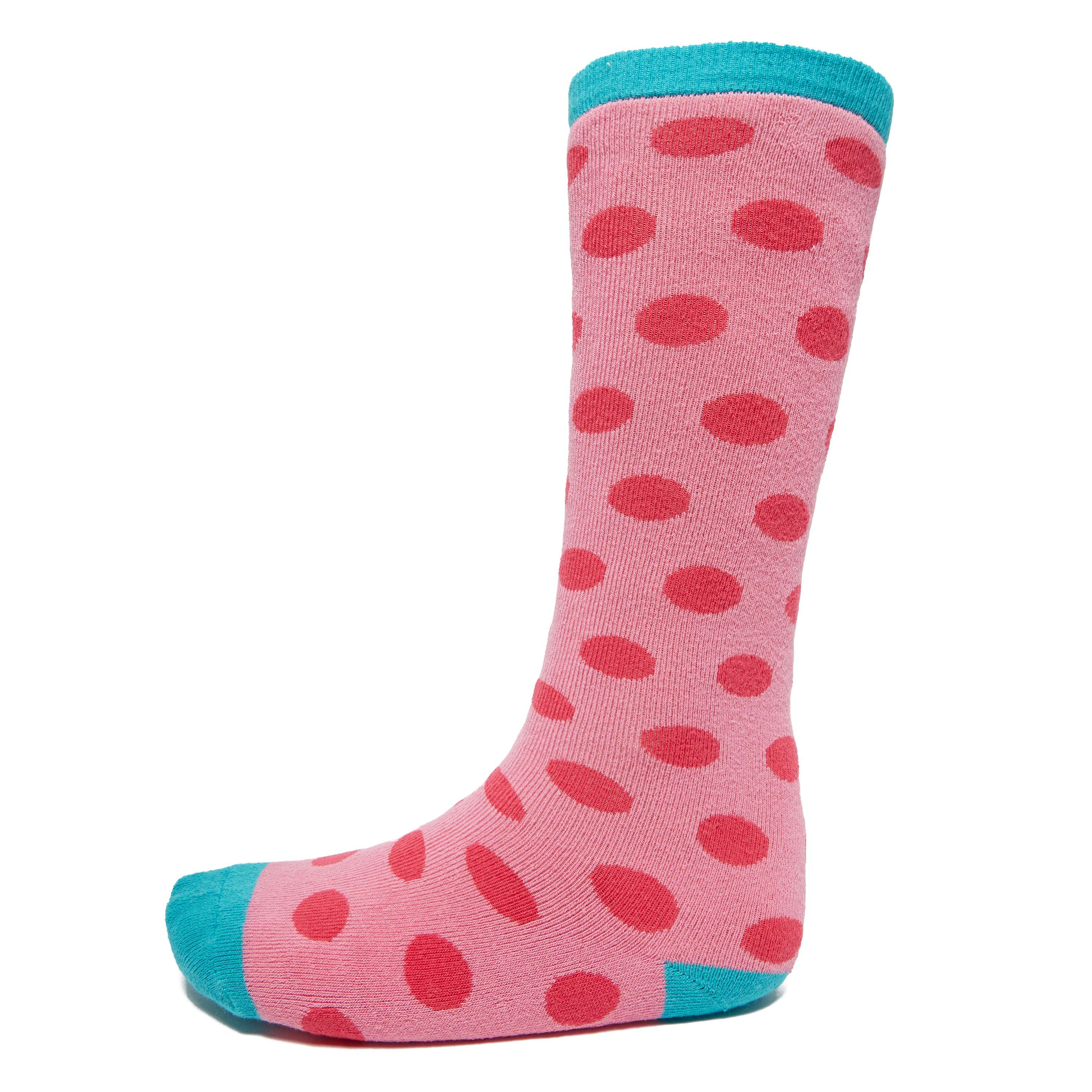 PETER STORM Girls' Welly Socks