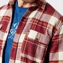 Red Regatta Men's Tygo Long-Sleeved Shirt image 5