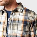 Beige Weird Fish Men's Sedona Long Sleeved Shirt image 5