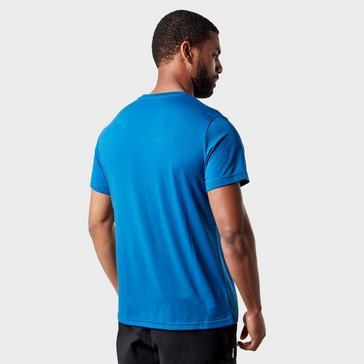 Blue Craghoppers Men's 1st Layer Short Sleeve T-shirt
