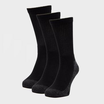 Black Peter Storm 3 Pack Work Socks