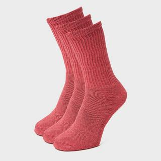Women's 3 Pack Essential Sock
