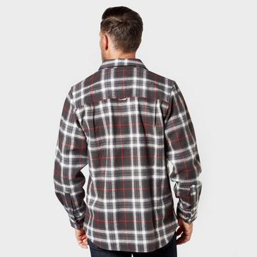 Black Craghoppers Men's Riffelalp Long Sleeve Shirt