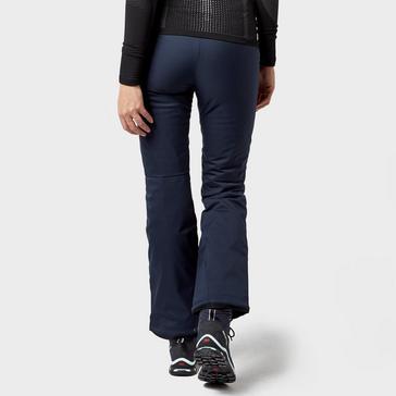 Navy Salomon Women's Stormseason Pants