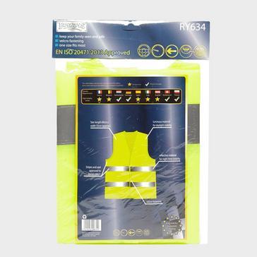 Yellow Boyz Toys Hi-Vis Vest