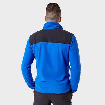 Blue The North Face Men's TKA Glacier ¼ Zip Fleece