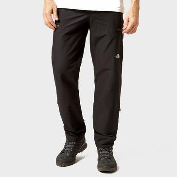 Black The North Face Men's Exploration Trousers
